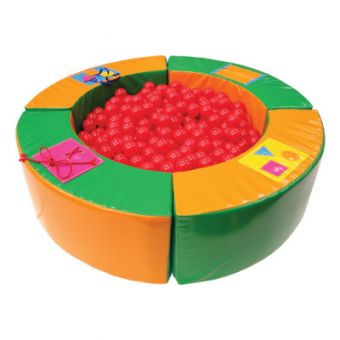 5 ft Round Activity Ball Pond