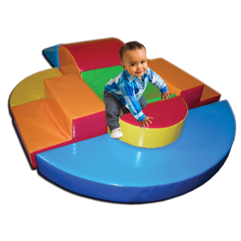 SOFT PLAY BABY CLAMBER