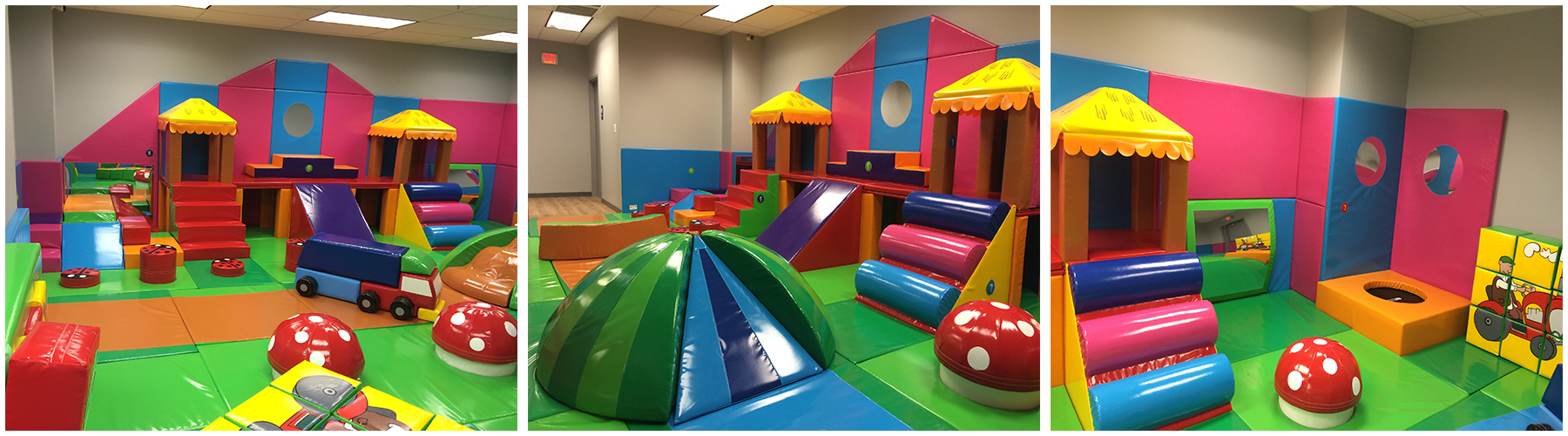 Soft Play Solutions Play Areas