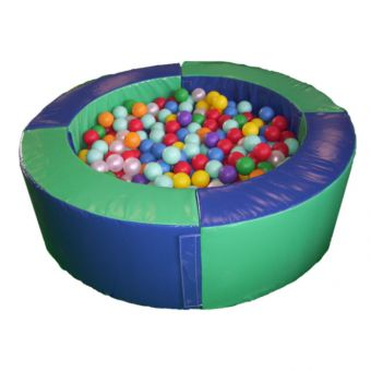 "4 ft 8"" Standard Round Ball Pond"