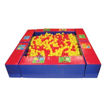 "6 ft 8"" Activity Ball Pit"