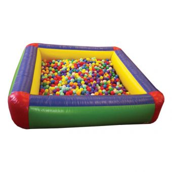 "6 ft 8""  Inflatable Ball Pond"