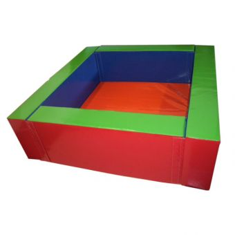 6ft Ball Pit - (Includes Balls)