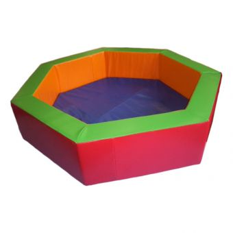 7 Sided Giant Ball Pond / Play Pit