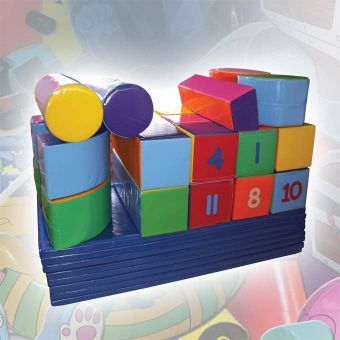 Build Box Set (on Trolley & Cover)