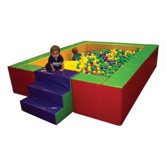 Giant Steps & Slide Ball Pond