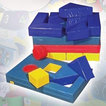 Rectangular Play Block