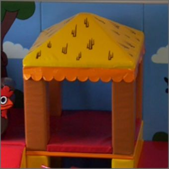 Soft Play Huts