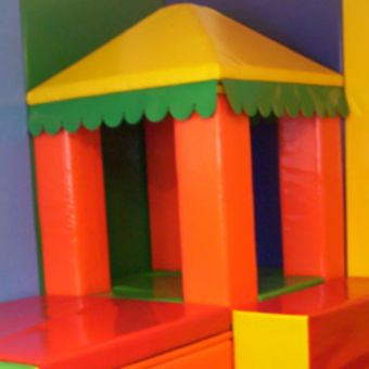 Soft Play Mini Huts