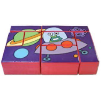 Space Puzzle Block