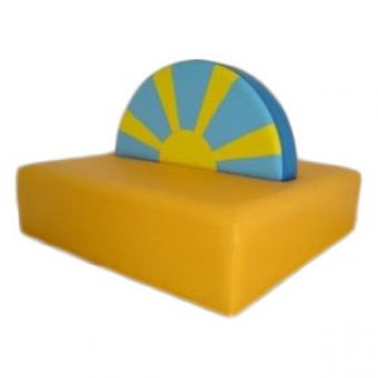 Nursery Sunshine Sofa