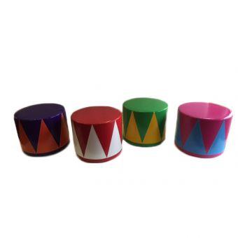 Round Drum Seats