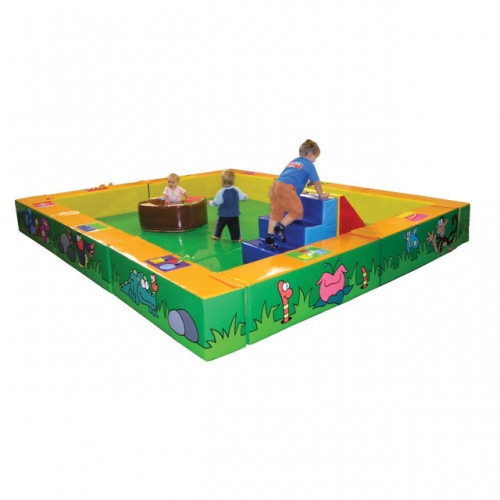 13ft Soft Play Play Pit