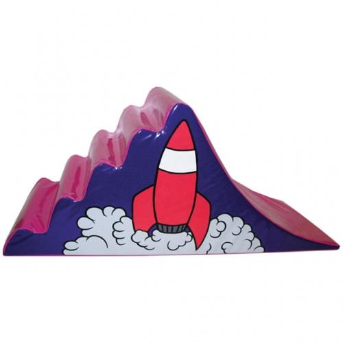 Rocket Steps and Slide